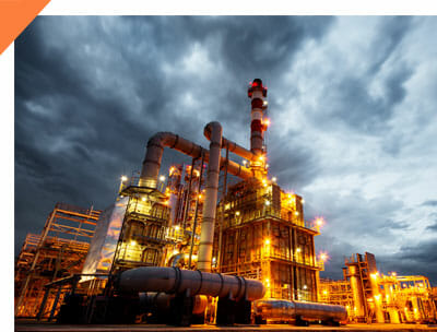 Oil & Gas Refinery for Petro-chemical Manufacturing