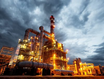 Process analysis - Oil & Gas Refinery