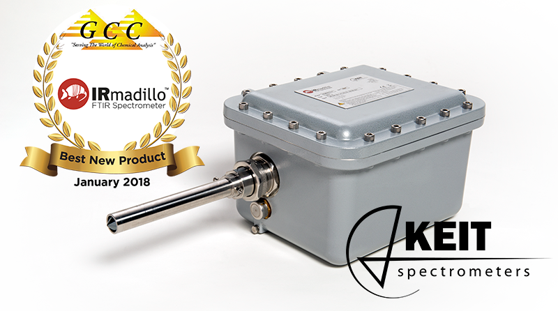 Keit IRmadillo GCC Best New Product