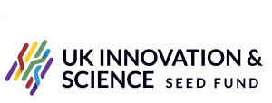 UK Innovation & Science Seed Fund Logo