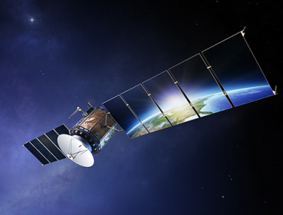 Keit history - satellite