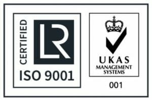 Lloyds Register UKAS ISO 9001:2015 logo